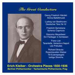 The Great Conductors: Erich Kleiber, Vol. 1