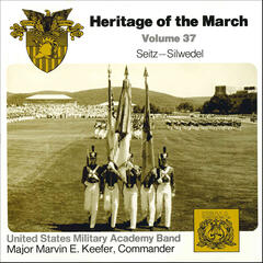 Heritage of the March, Vol. 37: The Music of Seitz and Silwedel