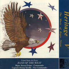 United States Air Force Band of the West: Heritage V