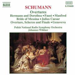Schumann, R.: Overtures