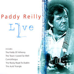 Paddy Reilly Live