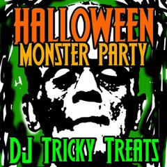 Halloween Monster Party