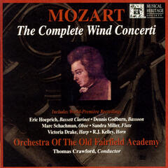 Mozart: The Complete Wind Concerti