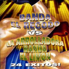 Banda El Recodo Vs La Arrolladora Banda El Limon