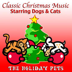 Classic Christmas Music Starring Dogs & Cats