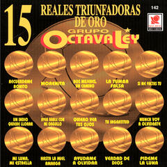 15 Reales Triunfadoras De Oro