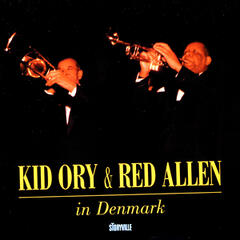 Kid Ory & Red Allen In Denmark