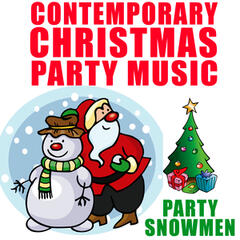 Contemporary Christmas Party Music