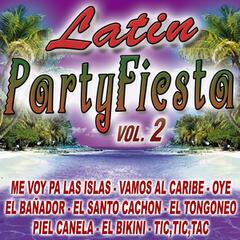 Latin Party Fiesta Vol.2