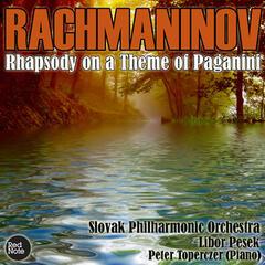 Rachmaninov: Rhapsody on a Theme of Paganini