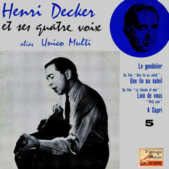 "Vintage French Song Nº 101 - EPs Collectors, ""Le Gondolier"""