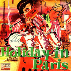 "Vintage Belle Epoque Nº 35 - EPs Collectors, ""Holiday In Paris"""