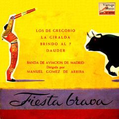 "Vintage Spanish Folk Nº 14 - EPs Collectors, ""Bull Fighting"" (Fiesta Brava)"
