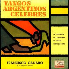 """Vintage Tango Nº 26 - EPs Collectors, """"Tangos Argentinos Célebres"""""""