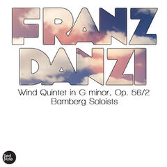 Danzi: Wind Quintet in G minor, Op. 56/2