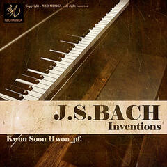 J.S. Bach: 15 Inventions