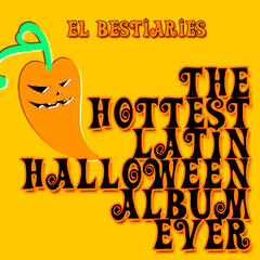 The Hottest Latin Halloween Album Ever