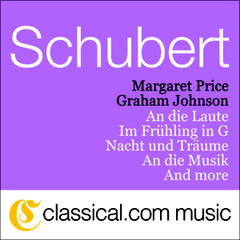 Franz Schubert, An Die Laute, D. 905 / Op. 81 No. 2 (To The Lute)