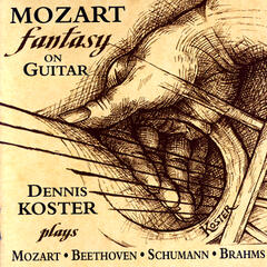 Mozart: Fantasy On Guitar