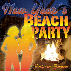 New Year's Beach Party 1