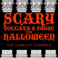 Scary Toccata & Fugue For Halloween