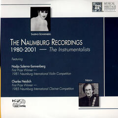 The Naumberg Recordings, 1980-2001: The Instrumentalists, Vol. 1 - Carol Wincenc