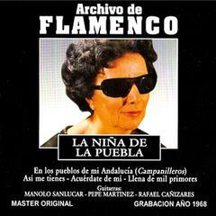 Archivo De Flamenco Vol.11 (La Niña De La Puebla)