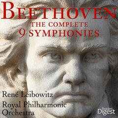 Beethoven: The Complete 9 Symphonies
