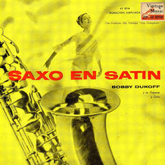Vintage Dance Orchestras No.136 - EP: Sax In Satin