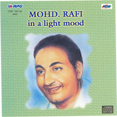 In A Light Mood-Mohd.Rafi