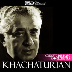 Khatchaturian Concerto for Piano and Orchestra (Single)
