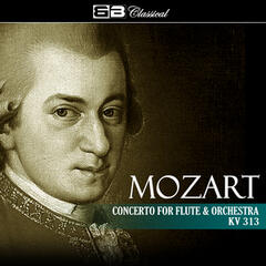 Mozart Concerto for Flute and Orchestra KV 313 (Single)