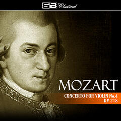 Mozart Concerto for Violin No. 4 KV 218 (Single)