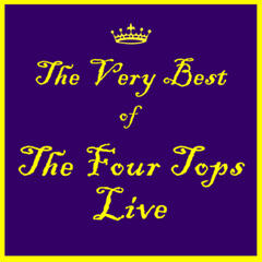 The Very Best of the Four Tops Live