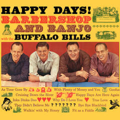Happy Days! Barbershop and Banjo