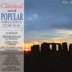 Classical and Popular Melodies for the Millions Vol. 3