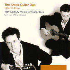 Grand Duo - 19th Century Music For Guitar Duo