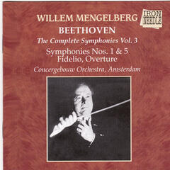 Mengelberg Conducts Beethoven, Vol. 3