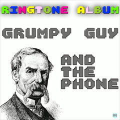 Grumpy Guy Says Damn It Ringtone