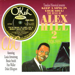 Music of Alex Hill 2 1928-1935