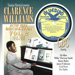 Clarence Williams and His Orchestra Vol. 2, 1933-1937