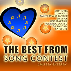 The Best from Song Contest (Euphoria, Glorious, Taken by a Stranger, Lipstick, Unbreakable, Running Scared, Da da Dam, Satellite)