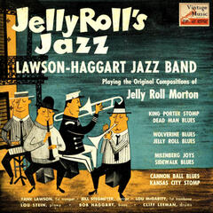 Vintage Belle Epoque No. 45 - EP: Jelly Roll's Jazz