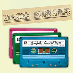 Brightly Colored Tapes