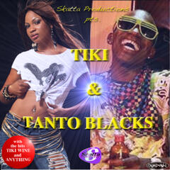 Tiki & Tanto Blacks