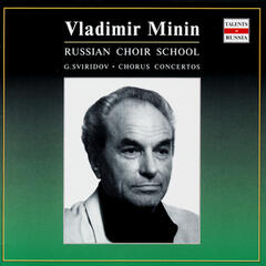 Russian Choir School: Vladimir Minin