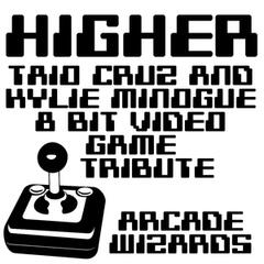 Higher (Taio Cruz & Kylie Minogue 8 Bit Video Game Tribute)