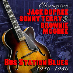 Bus Station Blues 1940-1950