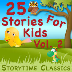 25 Stories For Kids Vol. 2