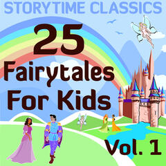 25 Fairytales For Kids Vol. 1